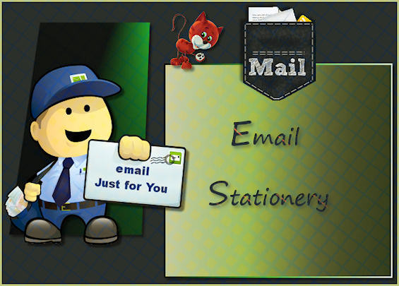 free incredimail letter stationery