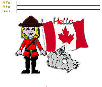 Hello from Canada Stationery