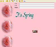 spring flowers camelia crocus polyanthus